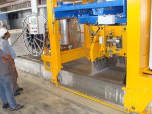 Оборудование для производства бетонных плит перекрытий